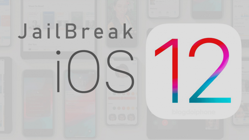 Jail Break Ios12