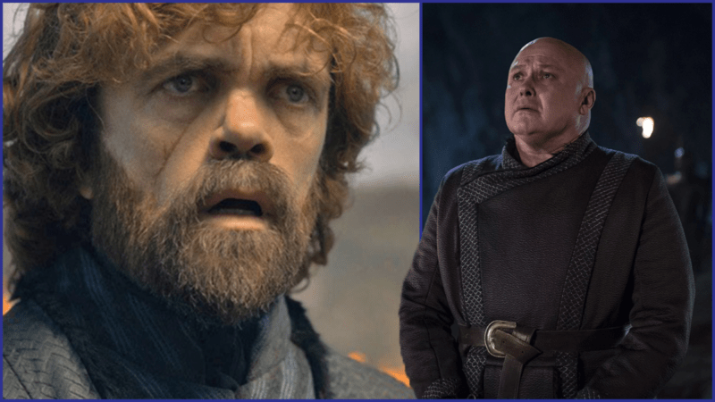Varys warning to Tyrion was laid unaffected